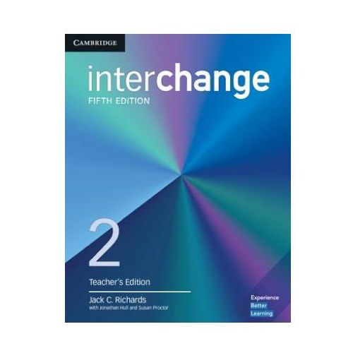 Interchange Level 2 Teacher's Edition with Complete Assessment Program (9781316622728)