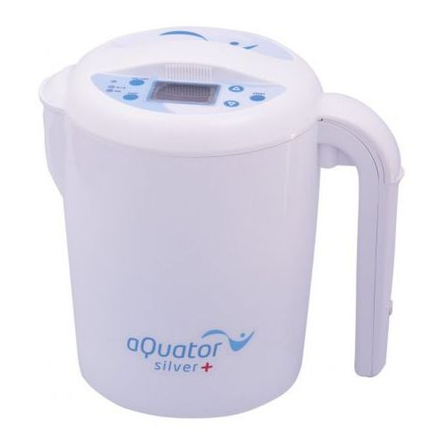 Jonizator wody aQuator Silver+ Elektroda srebrna + GRATIS od ręki. RATY 0% Infolinia 570310000 (4770313850147)