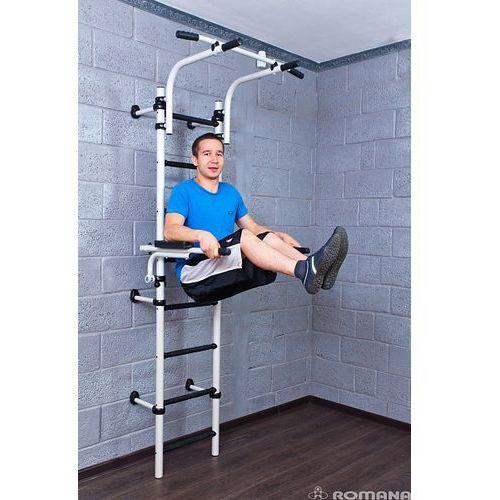 drabinka gimnastyczna teenager przyścienny marki Małpiszon