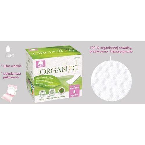 Wkładki higieniczne z bio-bawełny ULTRA CIENKIE (♠+)