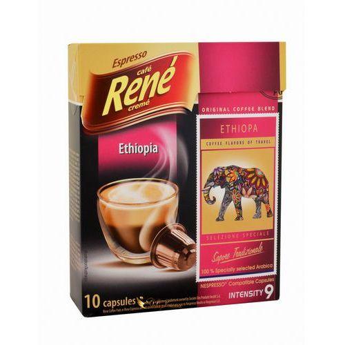 Rene Ethiopia Nespresso 10 kapsułek, 1680