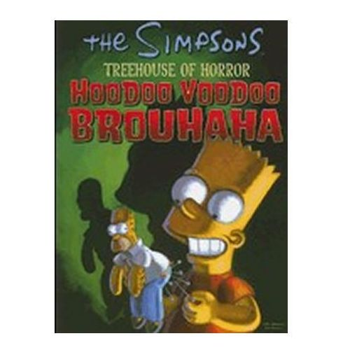 Bart Simpson´s Treehouse of Horror: Hoodoo Voodoo Brouhaha Matt Groening (9780061148729)