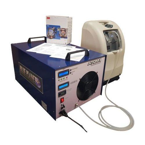 Blueplanet Generator ozonu 80g/h atom ii mix 80 ciśnieniowy generator ozonu