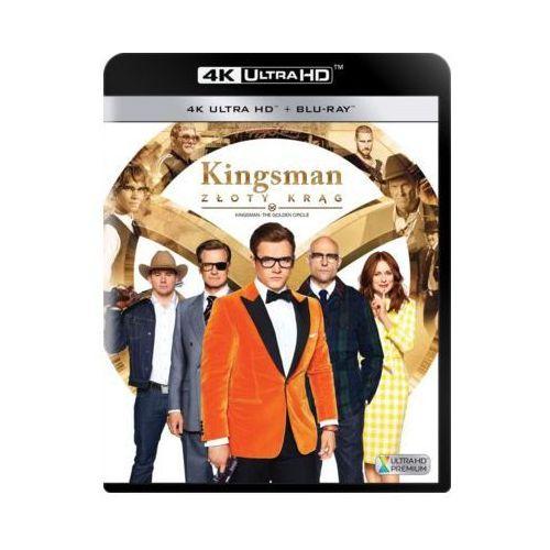 Imperial cinepix Kingsman: złoty krąg 4k (2bd) (5903570073304)