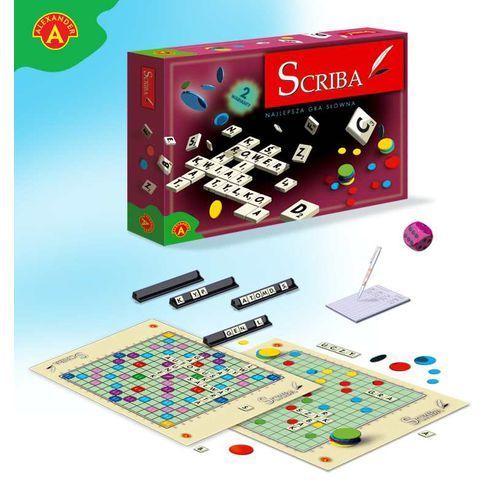 Scriba Najlepsza gra słowna, 5906018000931 (2761457)