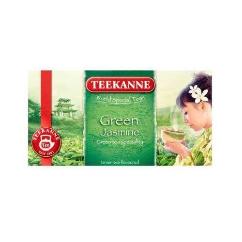 20x1,75g world special teas green & jasmine herbata zielona marki Teekanne