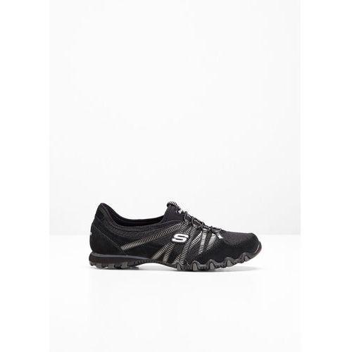 Buty wsuwane Skechers bonprix czarny