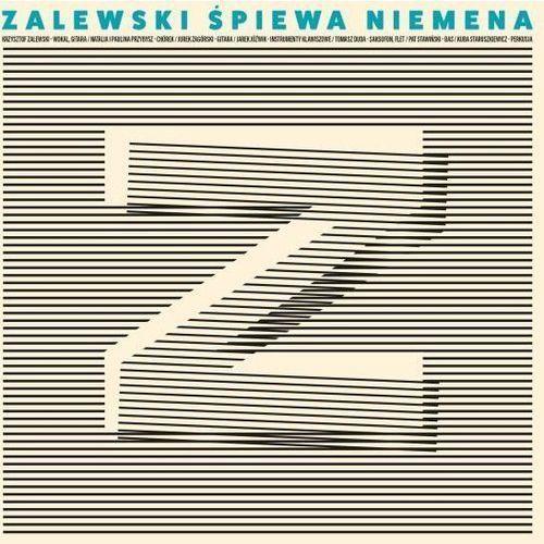ZALEWSKI SPIEWA NIEMENA - Krzysztof Zalewski (Płyta CD)