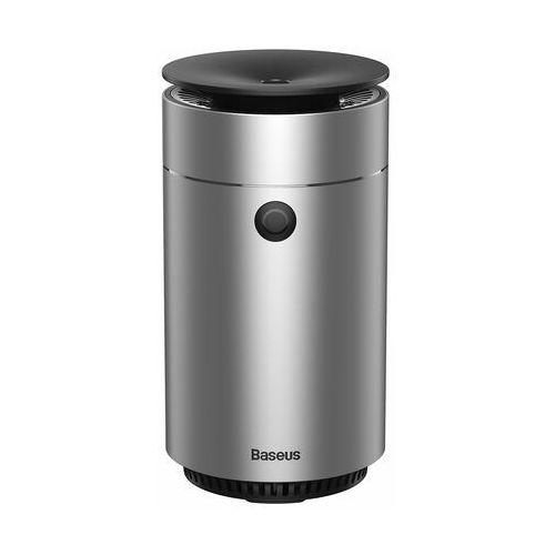 elektryczny nawilżacz powietrza do domu biura samochodu 75 ml srebrny (dhsg-0s) - srebrny marki Baseus