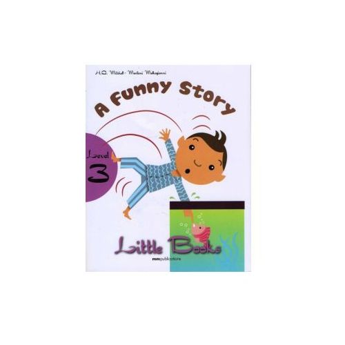 Little Books: A Funny Story + CD (2013)