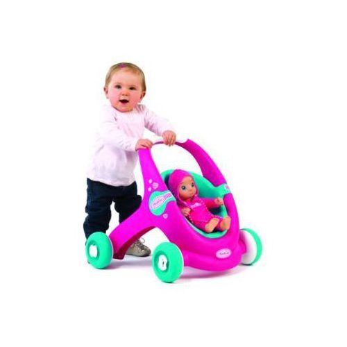 SMOBY Chodzik Pchacz - Wózek dla lalki Baby Walker - produkt dostępny w pinkorblue.pl