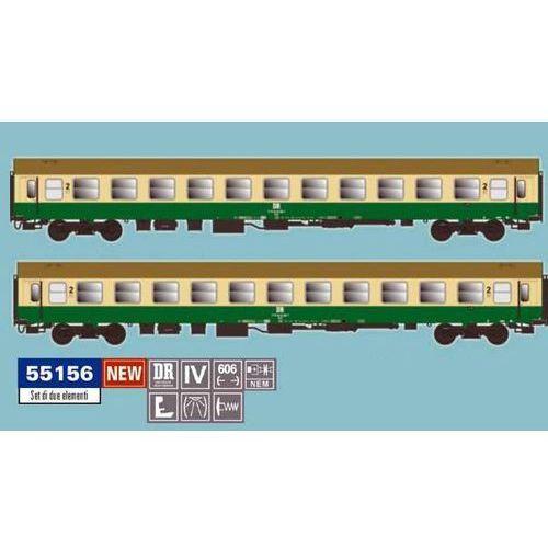 Acme Zestaw 2 wagonów osobowych typ bcm 55156