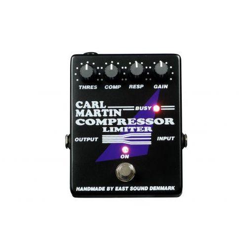 Carl martin compressor limiter efekt gitarowy