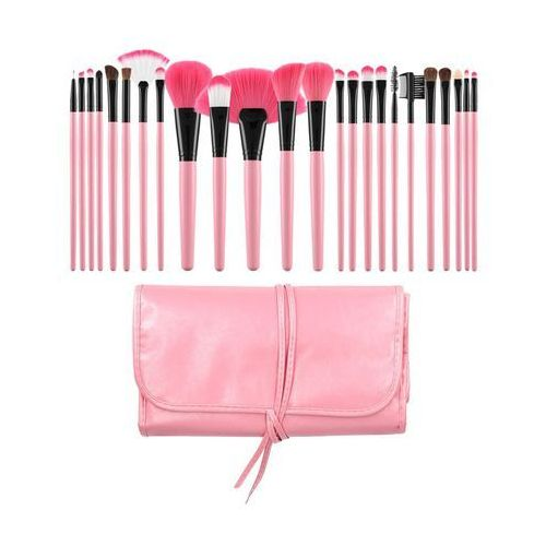 zestaw 24 pędzli do makijażu marki Tools for beauty
