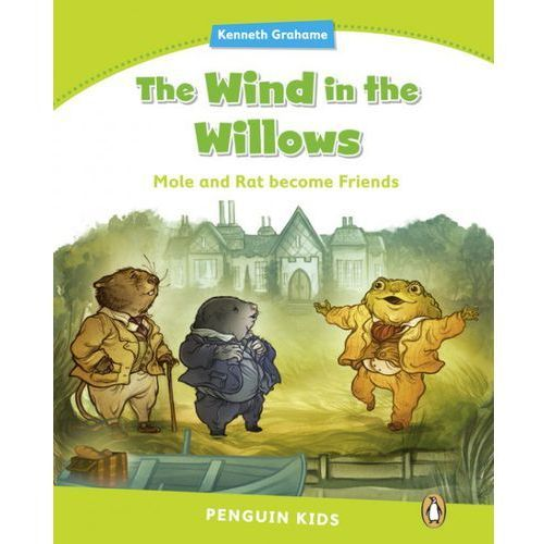Wind in the Willows. Penguin Kids. Poziom 4