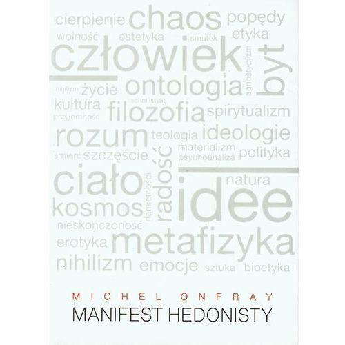 Manifest hedonisty, oprawa miękka