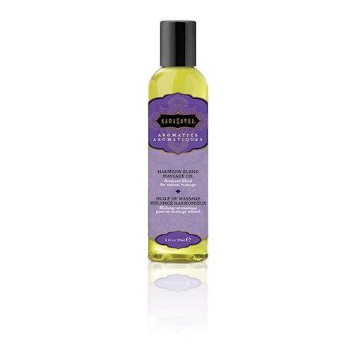 Aromatyczny olejek do masażu - kama sutra aromatic massage oil harmonia 59ml marki Kamasutra