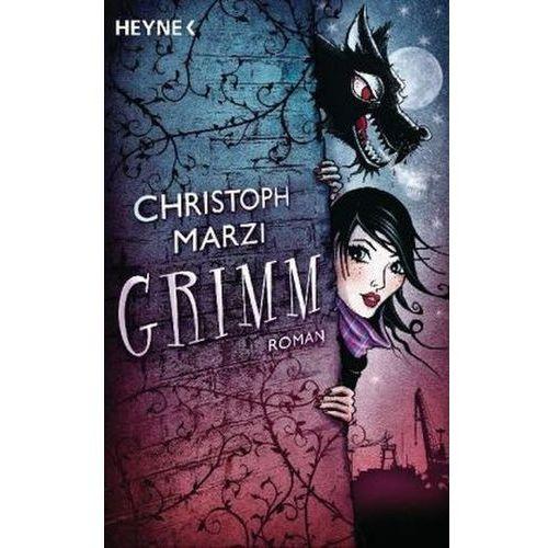 Christoph Marzi - Grimm (9783453529601)