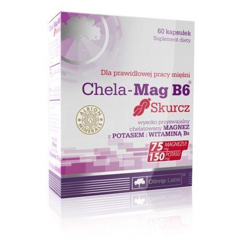 Kapsułki Olimp Chela-Mag B6 Skurcz - 60 kaps.