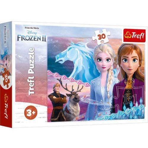 Puzzle 30 Odwaga sióstr TREFL