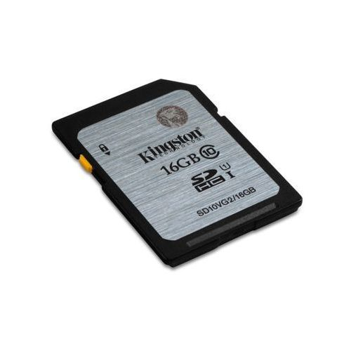 Karta pamięci KINGSTON SDHC 16 GB + Zamów z DOSTAWĄ PRZED MAJÓWKĄ! (akcesorium do kamery)