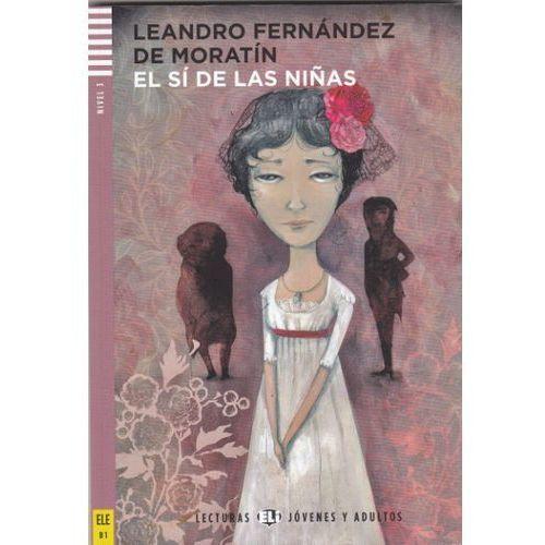 Lecturas ELI Jovenes y Adultos -El si de las Ninas + CD Audio (2012)