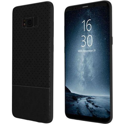 Etui QULT Back Case Drop do Samsung Galaxy S8 Czarny