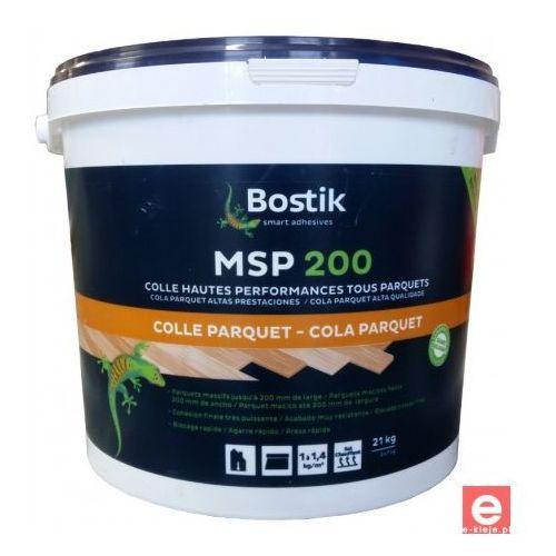Bostik msp 200 - klej do podłóg drewnianych marki Bostik - kleje przemysłowe