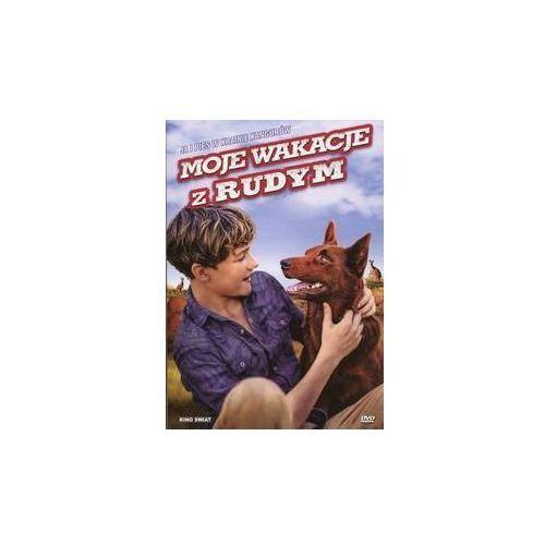 Moje wakacje z Rudym DVD (Płyta DVD) (5906190325488)