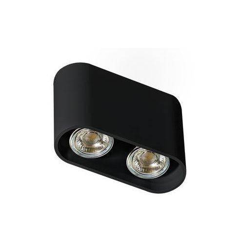 Azzardo Oprawa sufitowa vision gm4214 black - - autoryzowany dystrybutor azzardo (5901238417453)