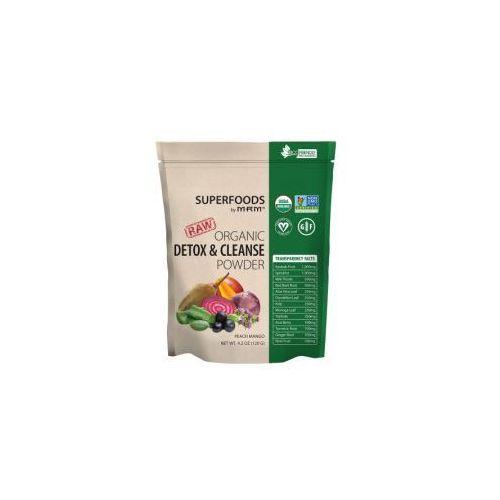 organic detox & cleanse 120g marki Mrm