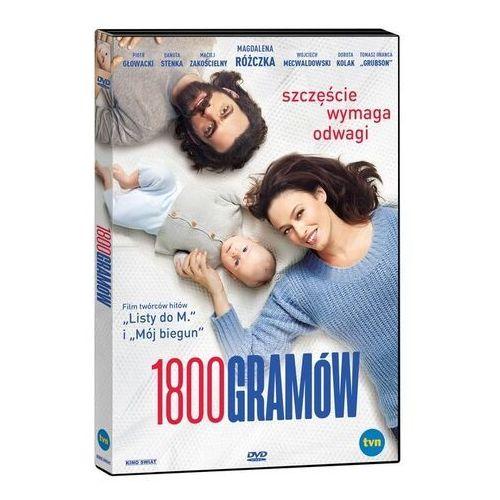 Kino świat 1800 gramów (płyta dvd)