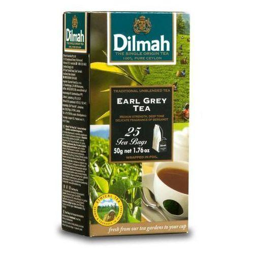 Dilmah Herbata earl grey 20 szt - x03628