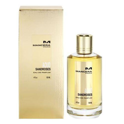 Mancera Aoud Sandroses, Woda perfumowana, 120ml