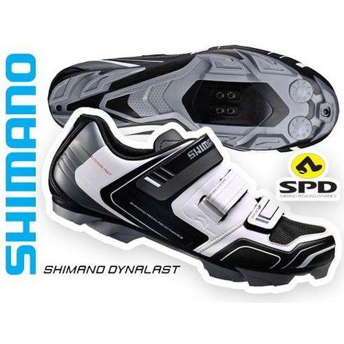 ESHXC31G450W Buty rowerowe SPD Shimano SH-XC31 białe, roz.45