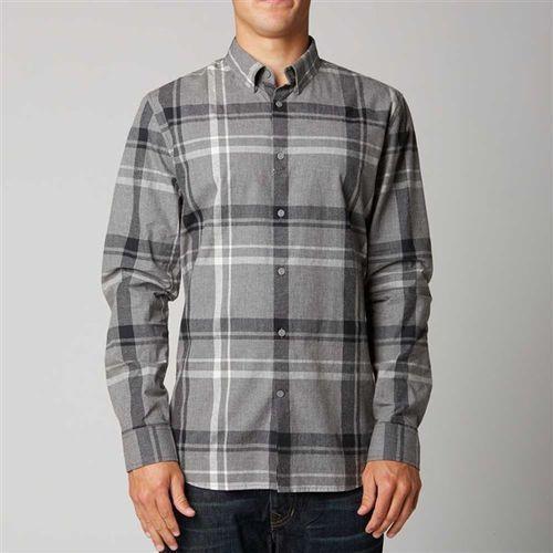 koszule FOX - Maximus Graphite (103) rozmiar: 2X - sprawdź w Snowbitch