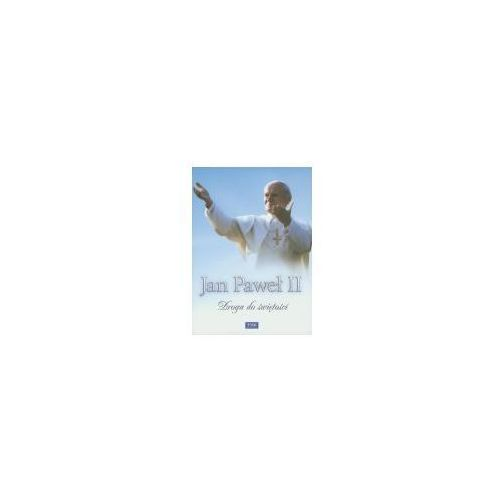 Jan Paweł II. Droga do świętości (DVD) - TVP S.A. (5902600066941)