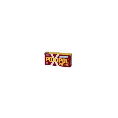Bripox Klej dwuskładnikowy spoiwo plastyczne poxipol przezroczysty 16g (7730716014550)