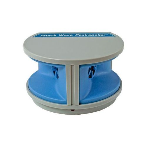 Odstraszacz kun Ultrasonic Attack Wave Pestrepeller na myszy, szczury, muchy, mrówki, mole, karaluchy, pająki, pluskwy