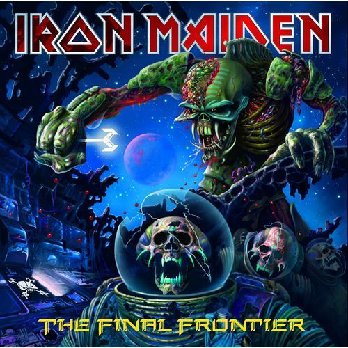 IRON MAIDEN - THE FINAL FRONTIER (5099964777221)