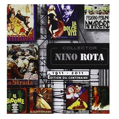 Nino rota collector - nino rota (płyta cd) marki Warner music group