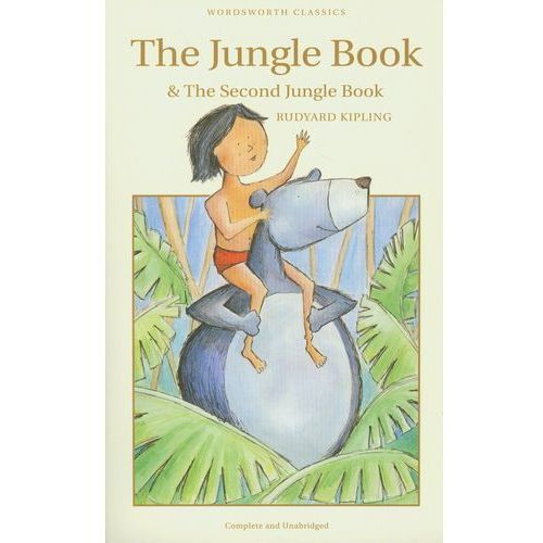 Jungle Book & Second Jungle Book, Kipling Rudyard