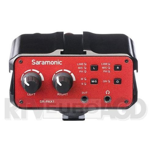 Saramonic adapter audio sr-pax1