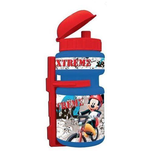 Bidon Rowerowy - Myszka Mickey - Disney - niebieski, Licencja Disney z Tinkerbell