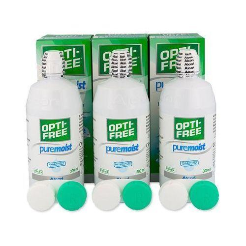Alcon Płyn opti-free puremoist 3 x 300 ml