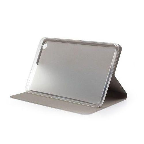 Flex Book Fantastic - Lenovo Tab A8-50 - etui na tablet Flex Book Fantastic - szare moro