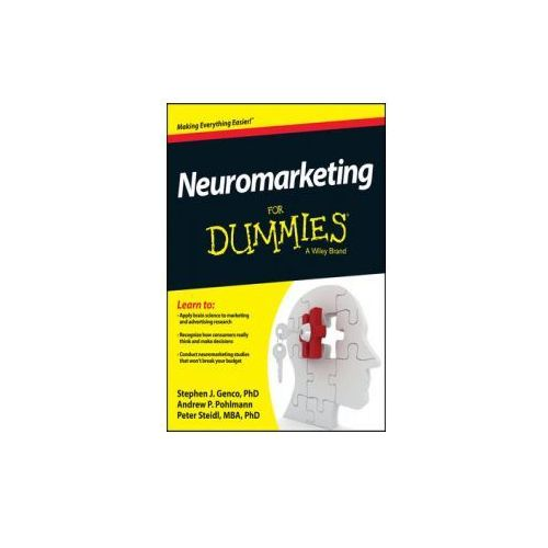 Neuromarketing For Dummies (9781118518588)
