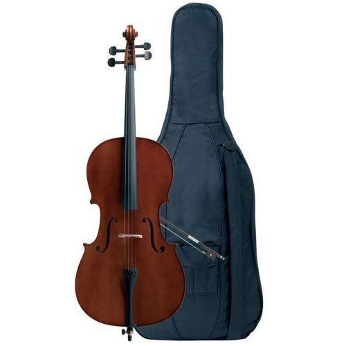 (ps403211) wiolonczela z futerałem(komplet) hw 4/4 marki Gewa