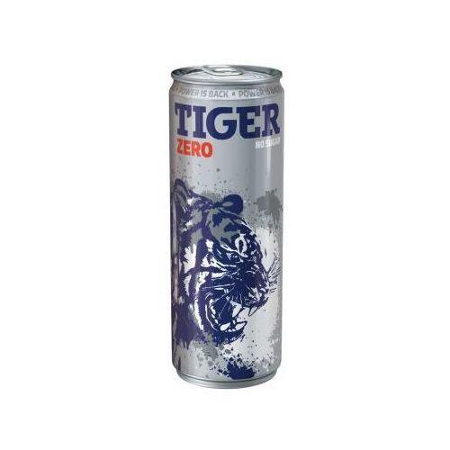 Tymbark Napój energetyzujący tiger zero 250 ml (5900334008213)