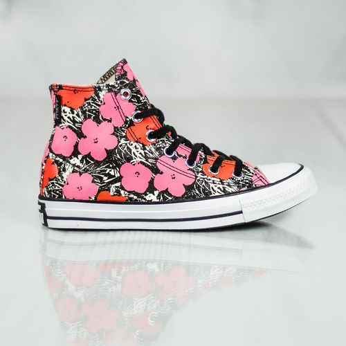 Converse Chuck Taylor All Star Andy Warhol Floral 151030C, C-151030C-3650
